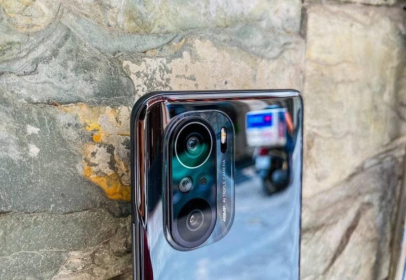 Camera Xiaomi Poco F3 8GB | 256 GB