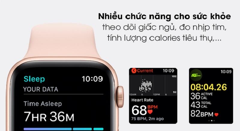 tập luyện Apple Watch SE 44mm (4G)