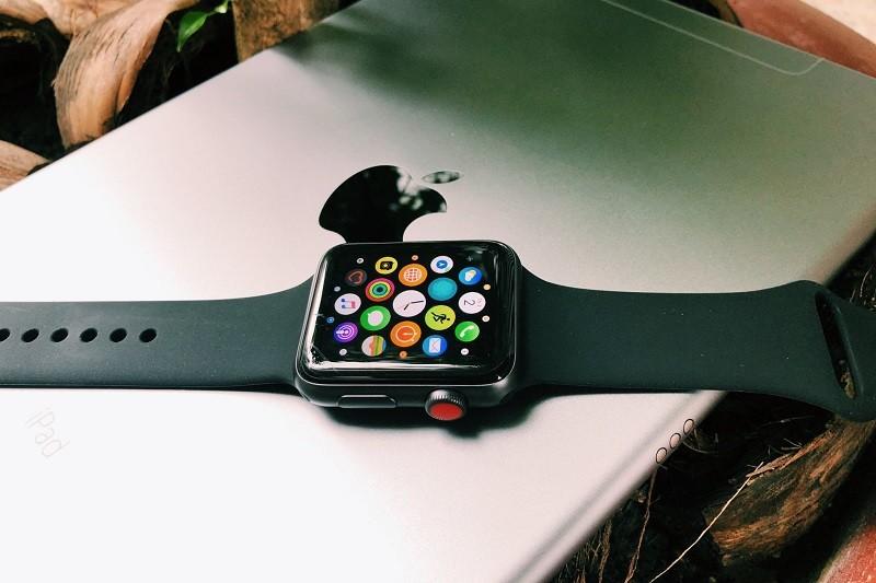 apple watch series 3 42mm lte