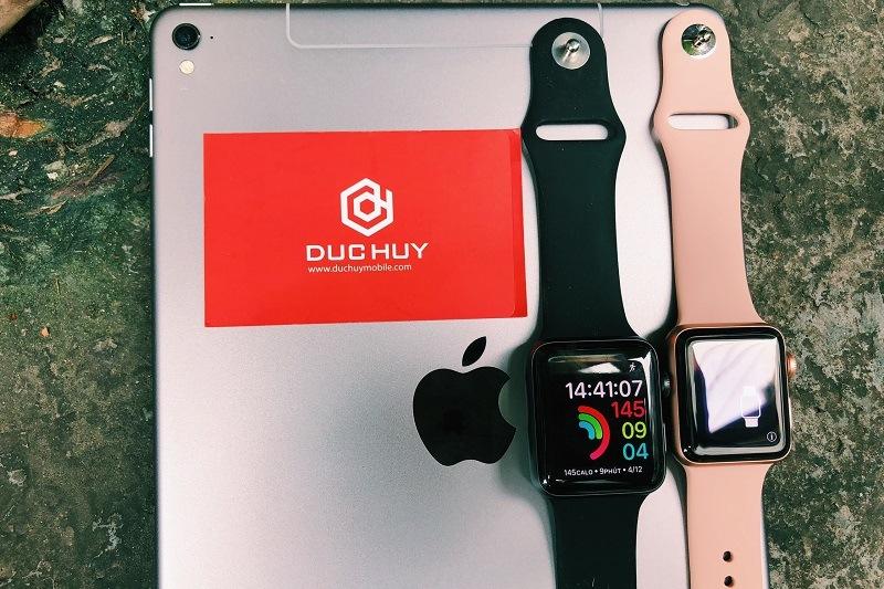 apple watch series 3 giá 6 triệu thiết kế