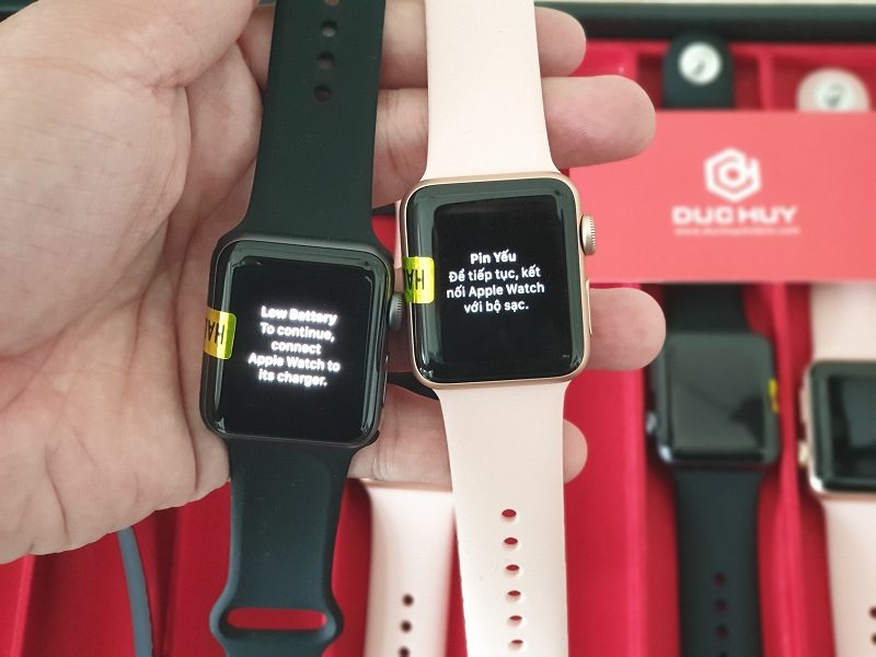 apple watch series 3 like new mặt
