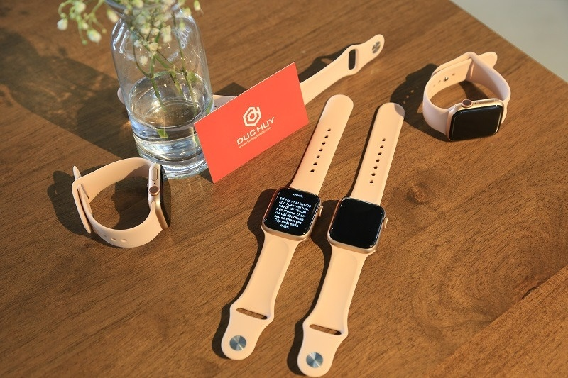 apple watch series 4 40mm lte mới đẹp