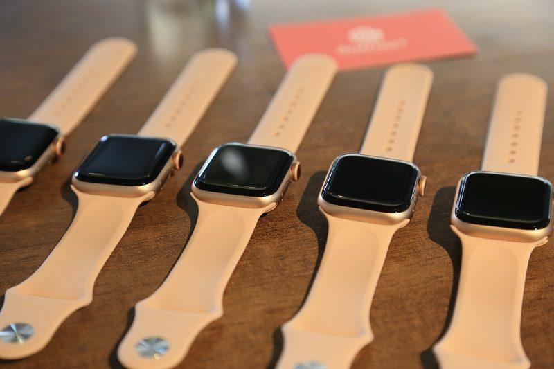 apple watch series 4 40mm lte mới số lượng