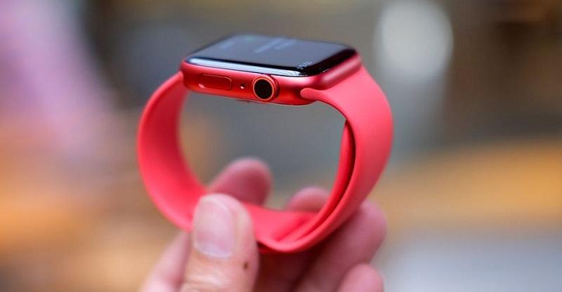 thiết kế Apple Watch Series 6 40mm (GPS)