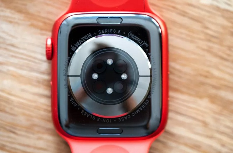 cấu hình Apple Watch Series 6