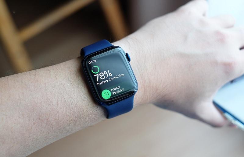 pin Apple Watch Series 6