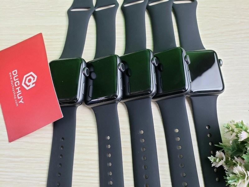 apple watch series 3 42mm gps mặt đồng hồ