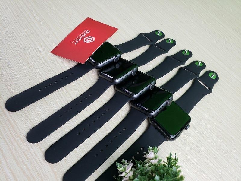 apple watch series 3 42mm gps màu đen