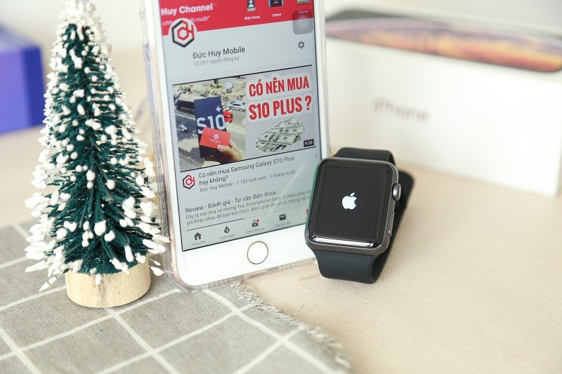 apple watch series 1 chưa active mới