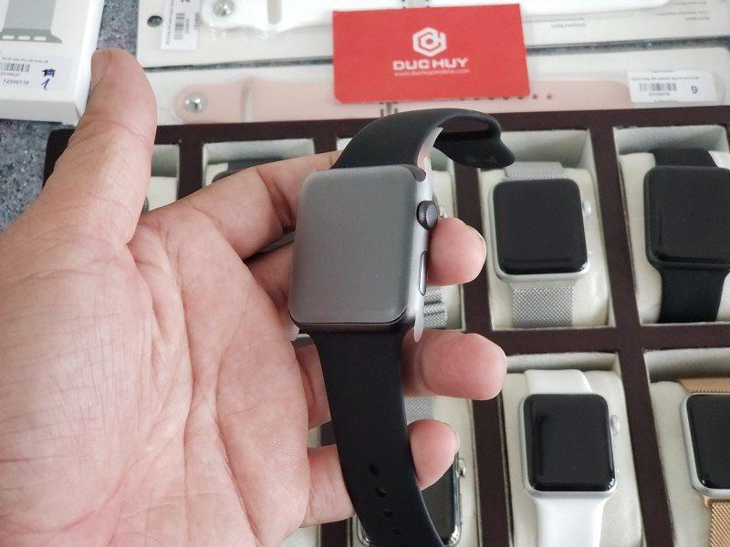 đánh giá apple watch series 1 thiết kế