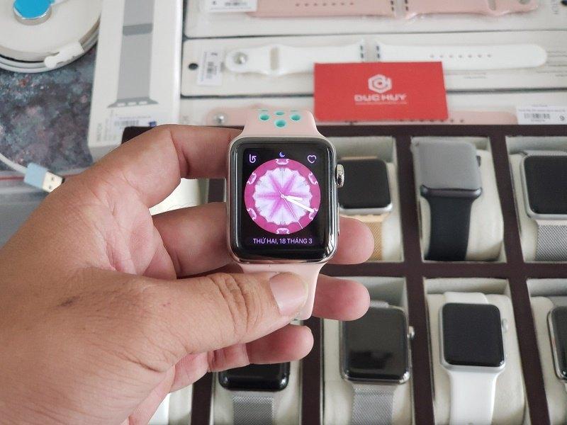 đánh giá apple watch series 3 42mm giá rẻ