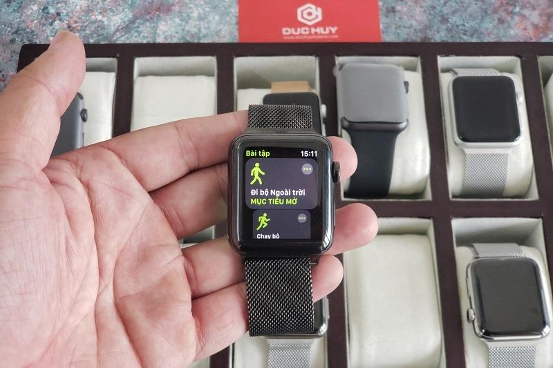 apple watch series 3 kết nối