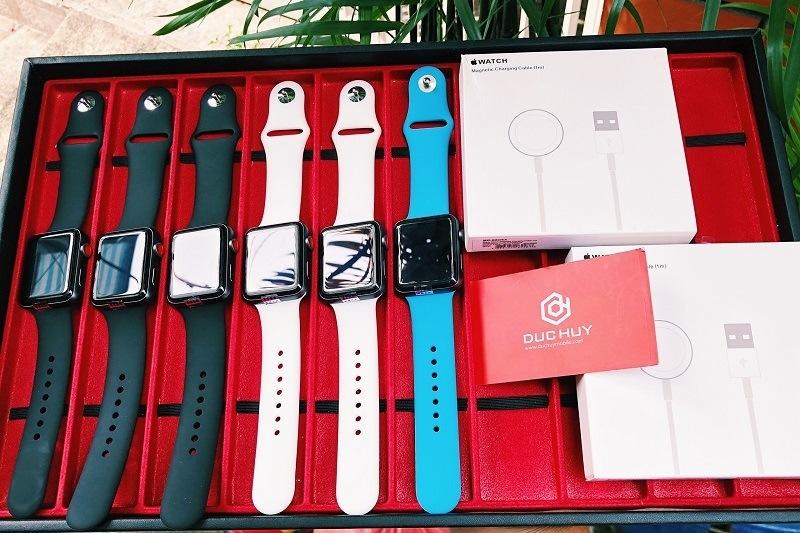 đánh giá apple watch series 3 thiết kế