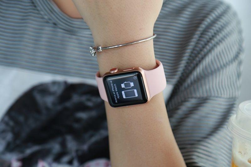 đánh giá apple watch series 3 thời trang
