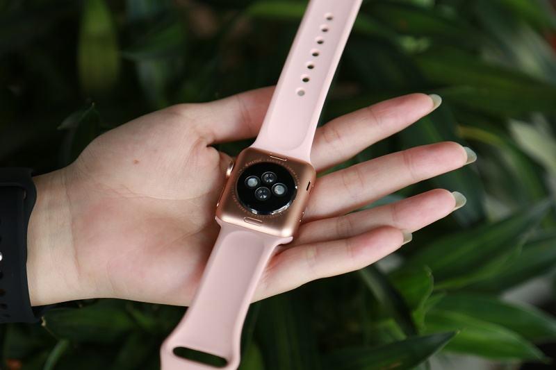 đánh giá apple watch series 3 tính năng