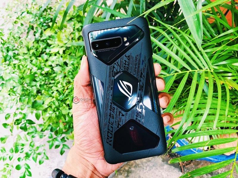 đánh giá rog phone 3