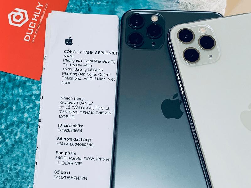 iPhone 11 Pro Max trôi bảo hành mới 100%