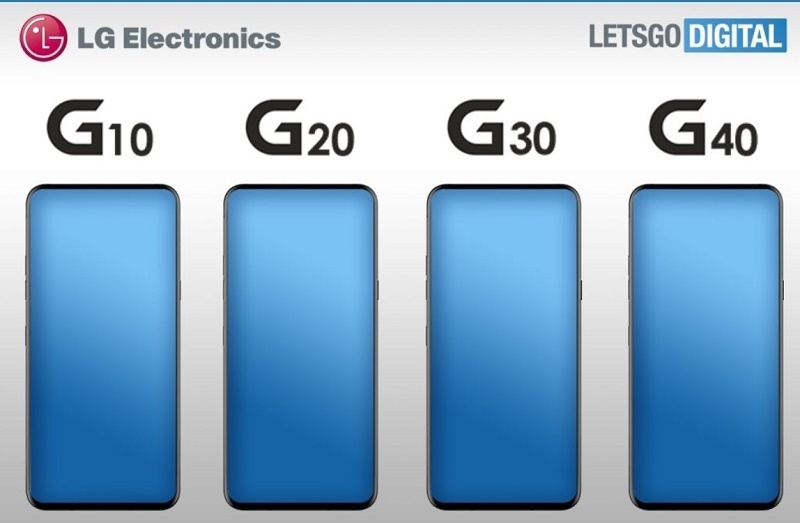 4 smartphone lg sắp ra mắt