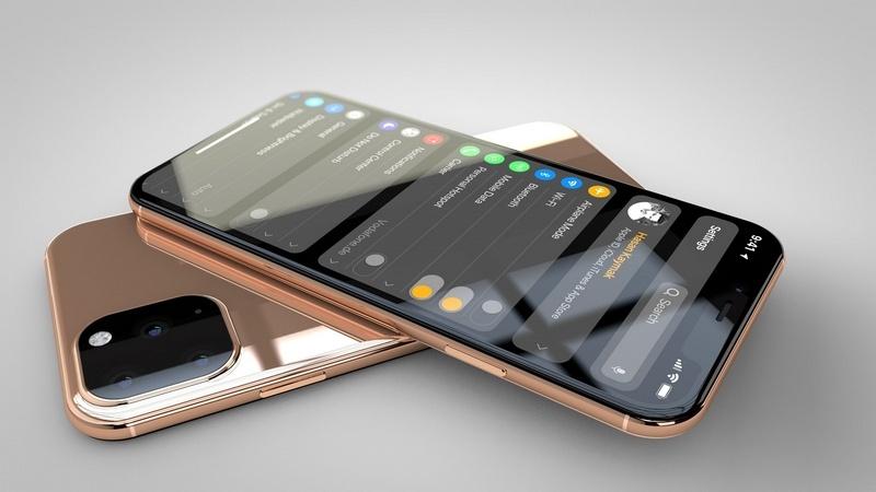 7 nâng cấp iphone 2019 mới thiết kế