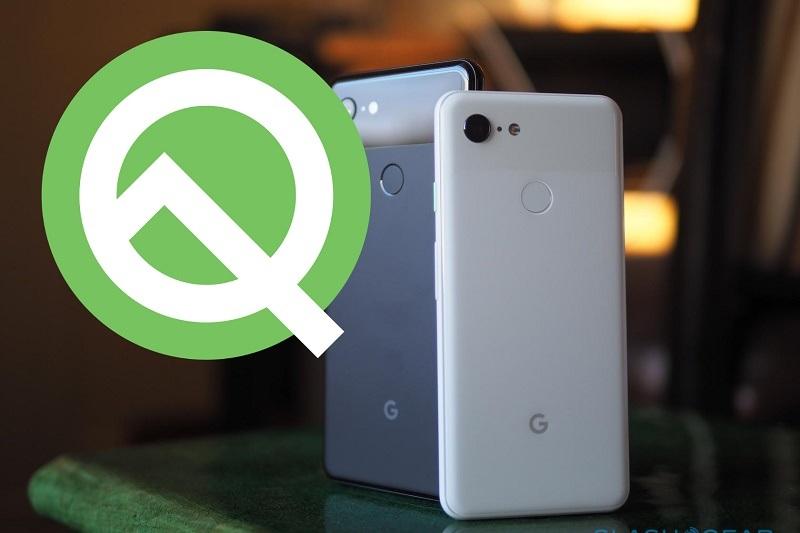 android q beta tính năng mới