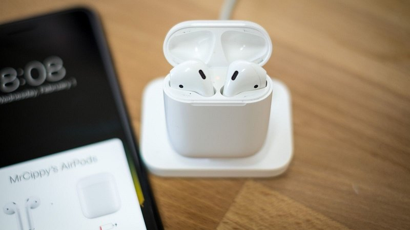 apple airpods 2 ra mắt