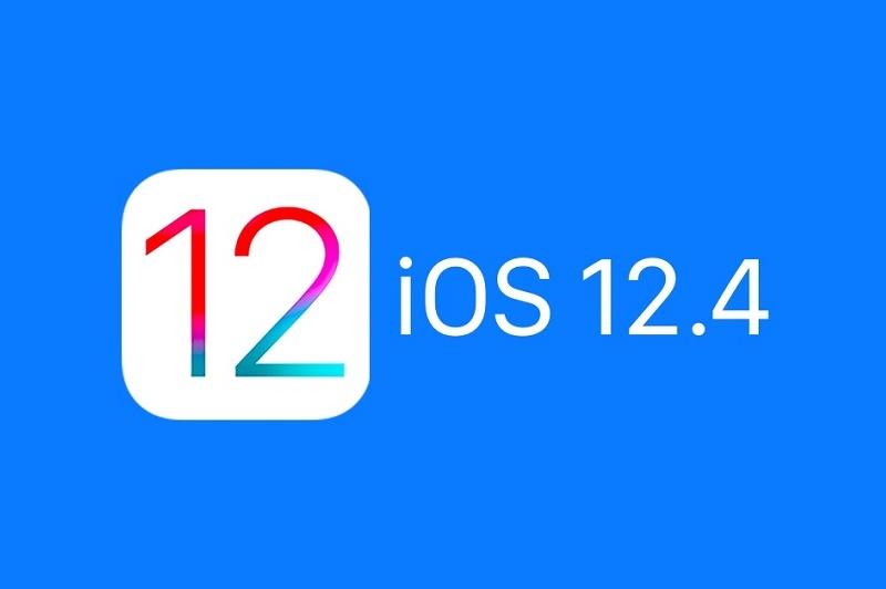 apple phát hành ios 12.4 cải tiến