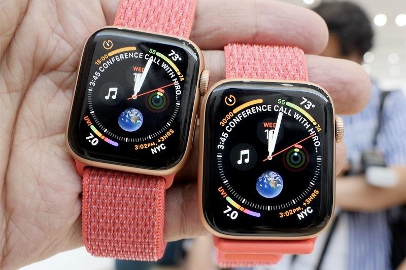 apple watch series 5 mới sắp ra mắt
