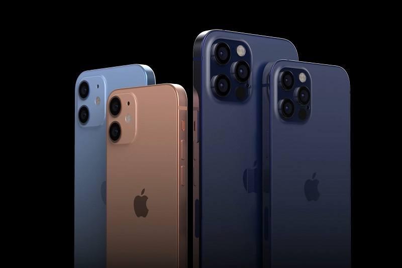 bảng giá iphone 12 sắp ra mắt