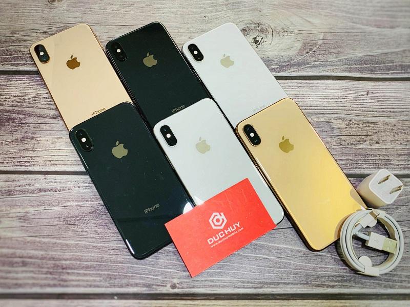 Bộ ba iPhone X