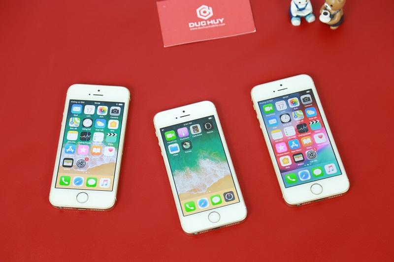 bộ đôi iphone 5s se giá 2 triệu
