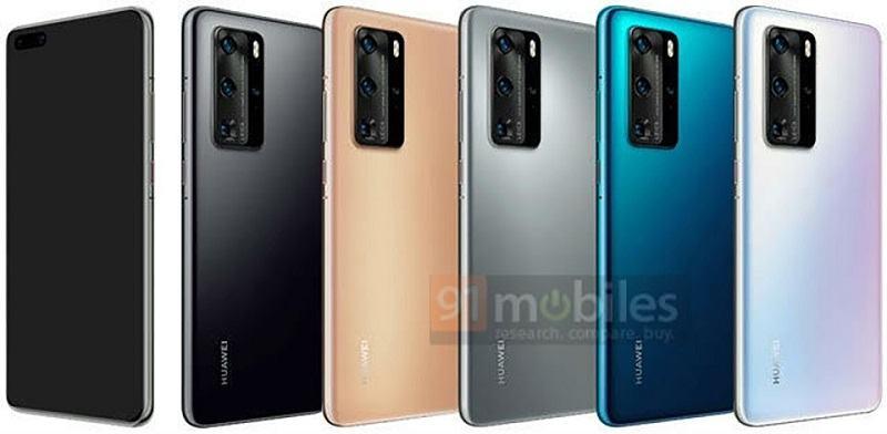Bộ đôi Huawei
