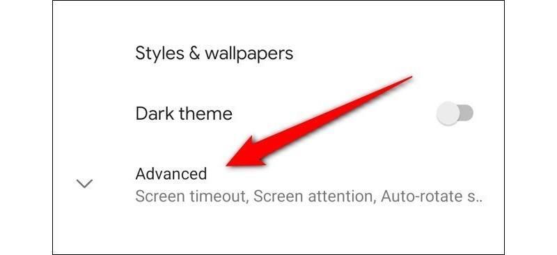 Cách tiết kiệm pin trên Google Pixel 4 và Pixel 4 XL bước 3