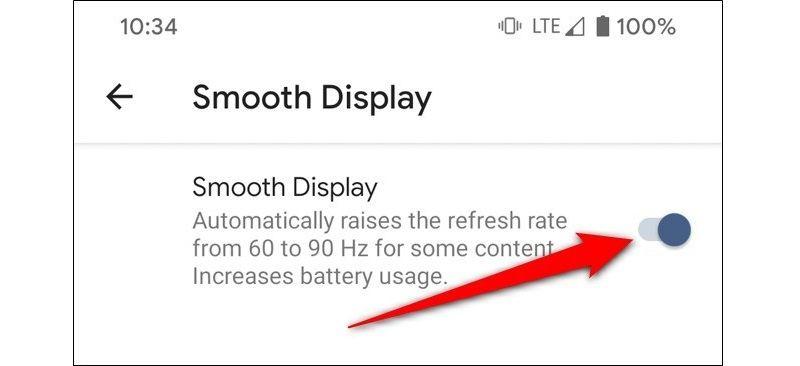 Cách tiết kiệm pin trên Google Pixel 4 và Pixel 4 XL bước 5