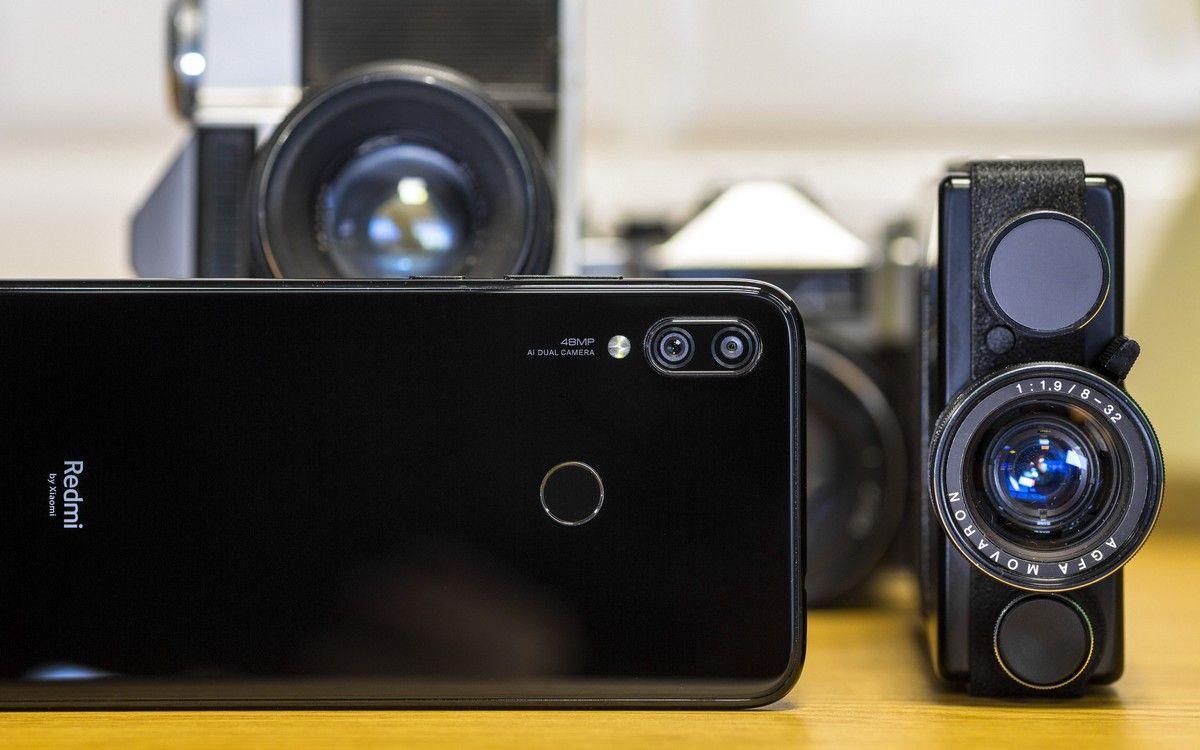 thông số camera redmi note 7
