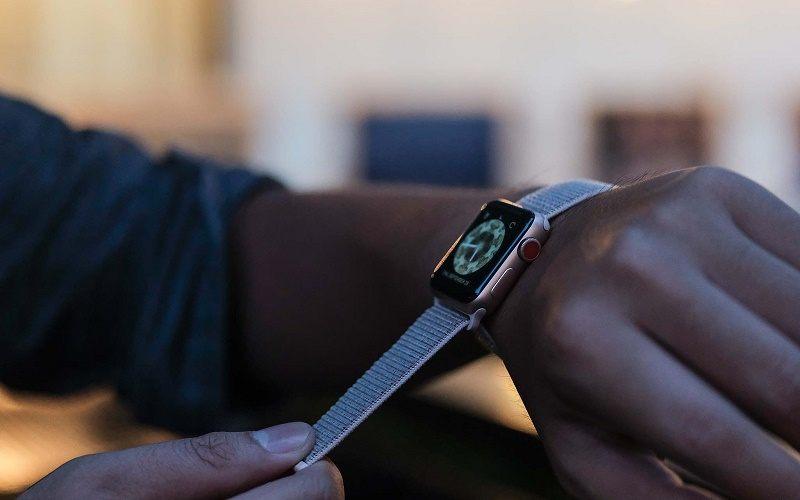 đánh giá apple watch series 3 lte dây đeo
