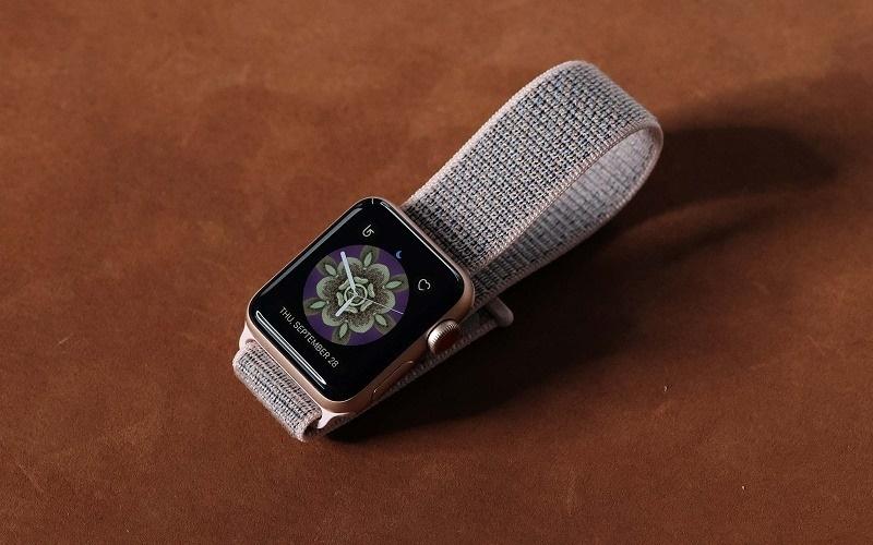 đánh giá apple watch series 3 màn hình