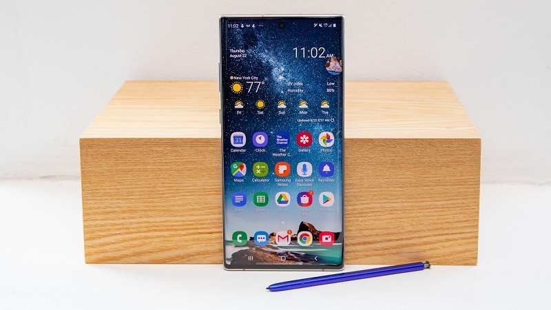 Concept Galaxy Note 20