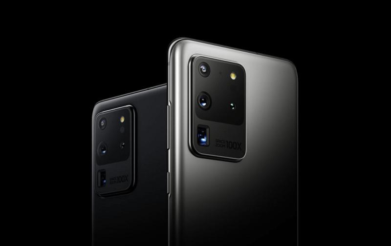 Galaxy S20 có 4 camera với camera chính 108MP
