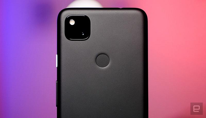 Camera Google Pixel 4a