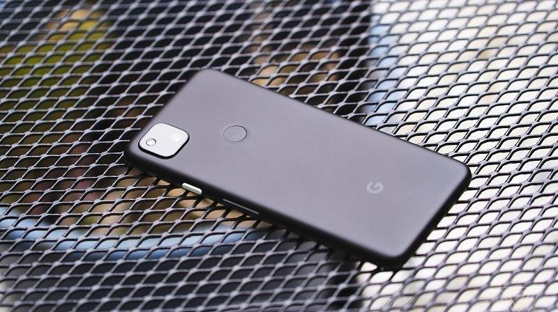 google pixel 4a ra mắt thiết kế