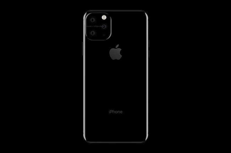 hình ảnh concept iphone xi máy