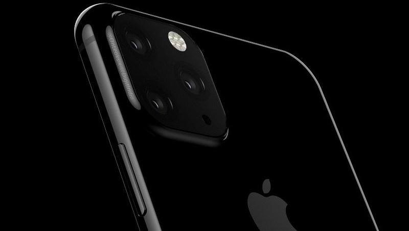 hình ảnh concept iphone xi mới
