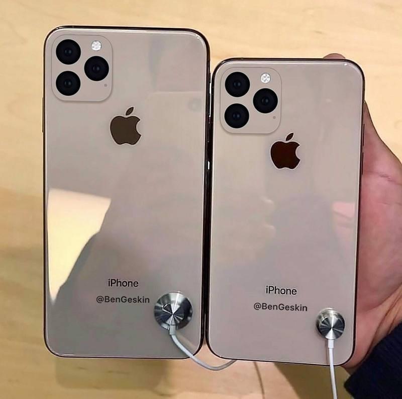 hình ảnh iphone 11 thiết kế