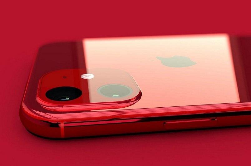 iphone xr2 mới cạnh máy