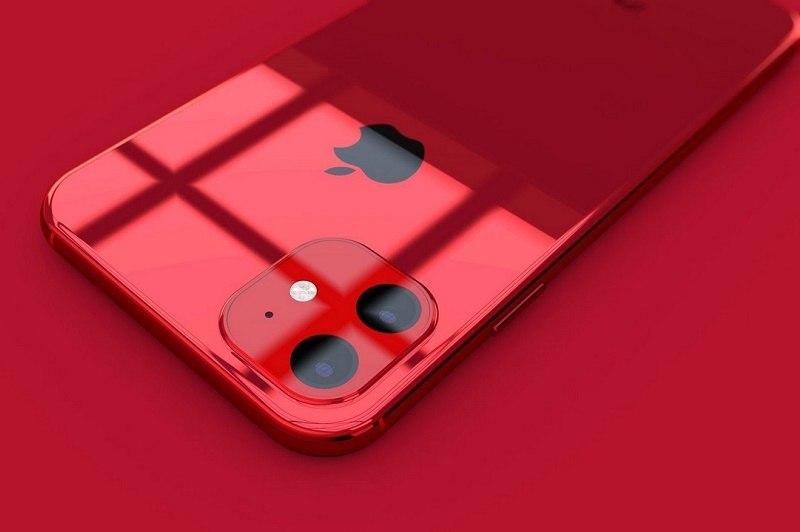 iphone xr2 mới màu đỏ