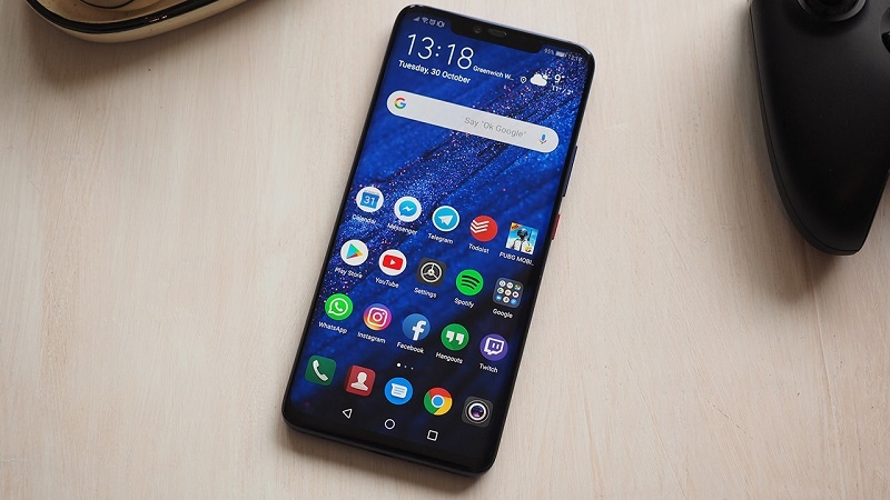 huawei mate 20 pro cập nhật android
