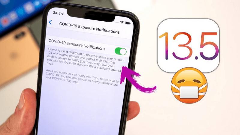 Apple phát hành phiên bản cập nhật mới iOS 13.5