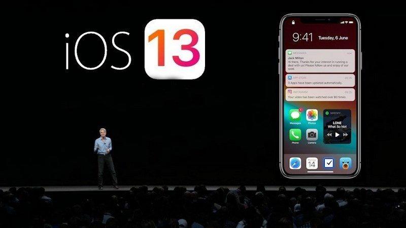 ios 13 tin đồn