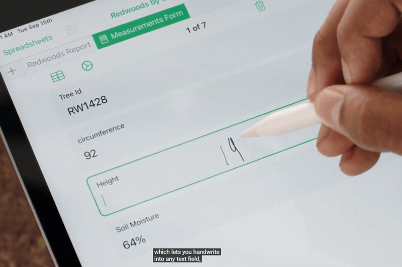 ipad 8 mới ra mắt màn hình