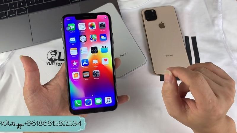iphone 11 max tin tức màn hình